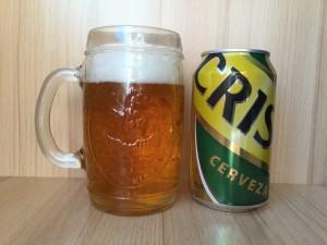 Cerveza Cristal Lager