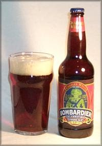 Bombardier Celebration Strong Ale