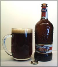 Bombardier English Premium Ale