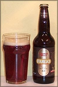 Charles Wells Fargo Fully Matured Ale