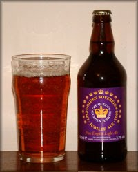 Chiltern Golden Sovereign Jubilee Ale