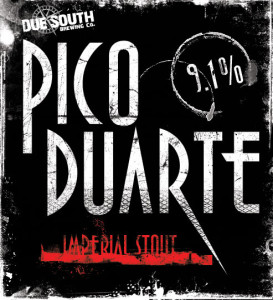 Due South Pico Duarte Imperial Stout
