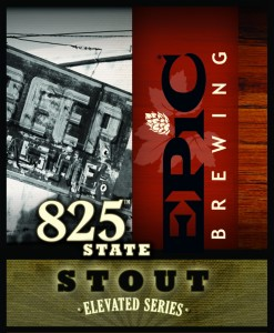 Epic 825 State Stout
