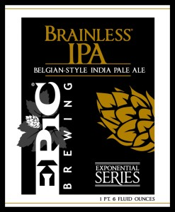 Epic Brainless IPA
