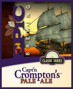 Epic Capt'n Crompton's Pale Ale