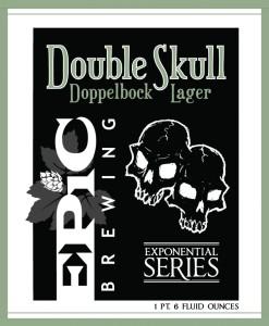 Epic Double Skull Doppelbock