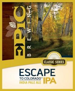 Epic Escape to Colorado IPA