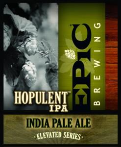 Epic Hopulent IPA