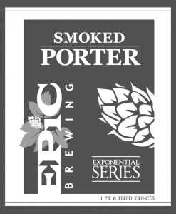Epic Smoked Porter