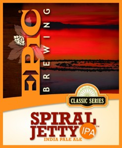 Epic Spiral Jetty IPA