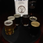 Equinox Brewing sampler
