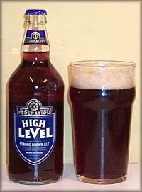 Federation High Level Strong Brown Ale