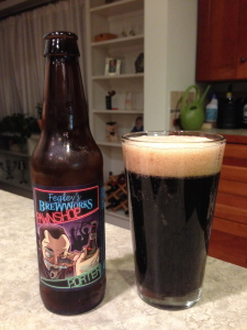 Fegley's Brew Works Pawn Shop Porter