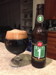 Flying Fish Exit 1 – Bayshore Oyster Stout