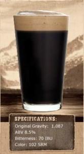 Alaskan Double Black IPA