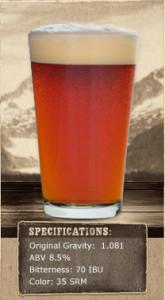 Alaskan Imperial Red Ale