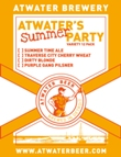 Atwater Summer Party