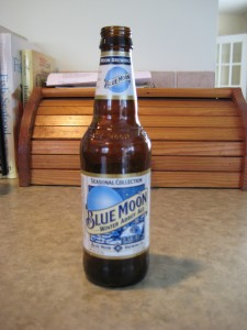 Coors Blue Moon Abbey Ale