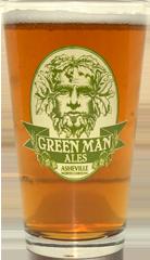 Green Man Rainmaker Double IPA