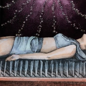 Hi-Wire Bed Of Nails Brown