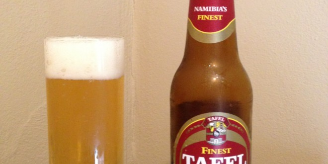 Namibia Tafel Lager | Beer Infinity