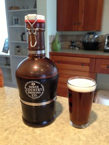 North Country McCafferty's Ale