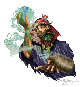 Odd13 Zed the Zorcerer
