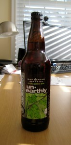 Southern Tier Oak Aged Unearthly Imperial Pale Ale