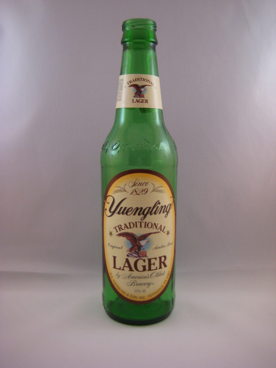 Yuengling Lager   Beer Infinity