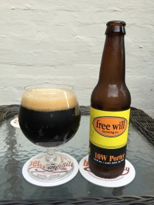 Free Will 10W Porter