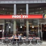 Frog XVI brewpub