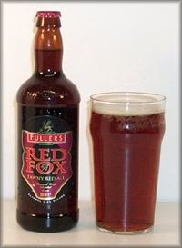 Fuller's Red Fox Tawny Red Ale