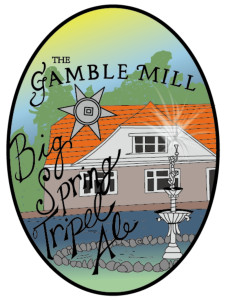 Gamble Mill Big Spring Tripel Ale