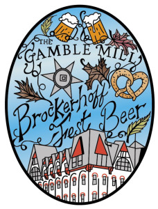 Gamble Mill Brockerhoff Fest Beer