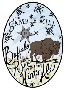 Gamble Mill Buffalo Run Winter Ale