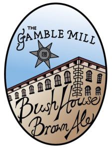 Gamble Mill Bushhouse Brown Ale
