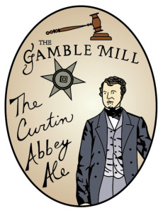 Gamble Mill Curtin Abbey Ale
