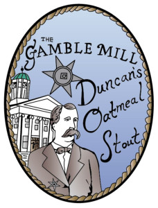 Gamble Mill Duncan's Oatmeal Stout