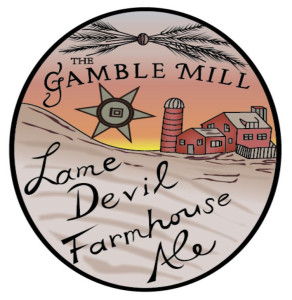Gamble Mill Lame Devil Farmhouse Ale