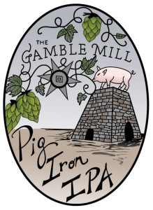 Gamble Mill Pig Iron India Pale Ale