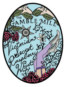 Gamble Mill Victorian Secret Raspberry Wheat