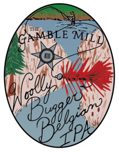 Gamble Mill Woolly Bugger Belgian IPA