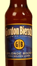 Gordon Biersch Blonde Bock