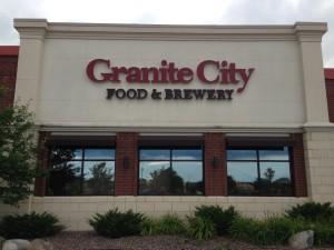 Granite City Food & Brewery - Madison