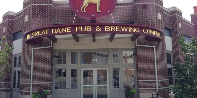 Great Dane Pub & Brewing Company - Hilldale