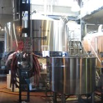 Great Divide brewhouse