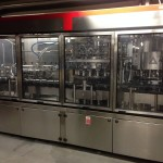 Great Divide Brewing bottling machine