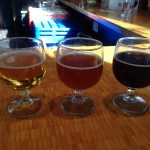 Great Divide Brewing sampler #1