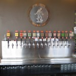 Great Divide tap handles