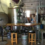 Green Man Brewery equipment